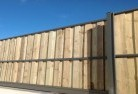Agery Lap and cap timber fencing 1