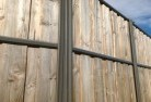 Agery Lap and cap timber fencing 2