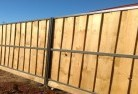 Agery Lap and cap timber fencing 4