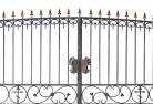 Agery Wrought iron fencing 10