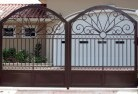 Agery Wrought iron fencing 2