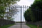 Agery Wrought iron fencing 9